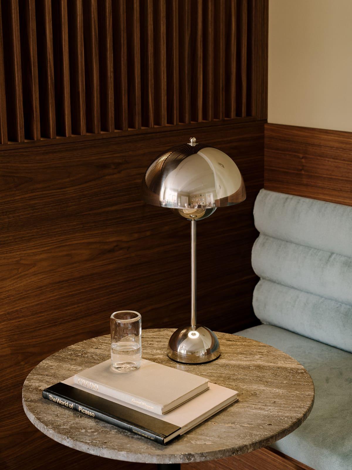 &tradition Lampe Flowerpot VP3 Tischleuchte DesignOrt