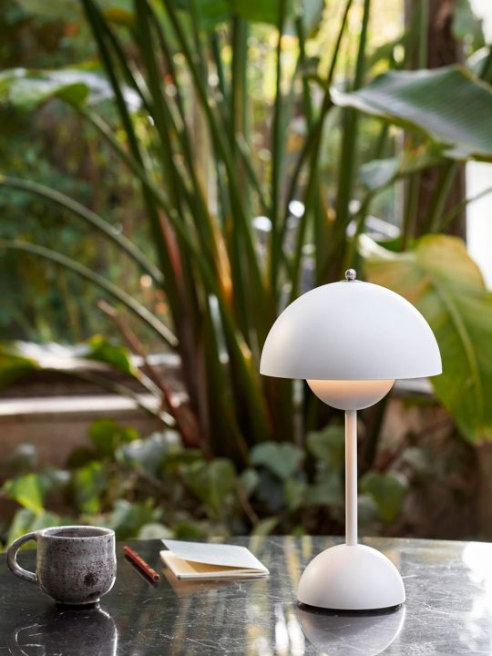 &tradition Lampe Flowerpot VP9 Akkuleuchte