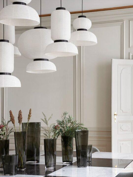 Was ist Japandi? DesignOrt Lampenblog Formakami Leuchten von &tradition Papierleuchten dänischen Design