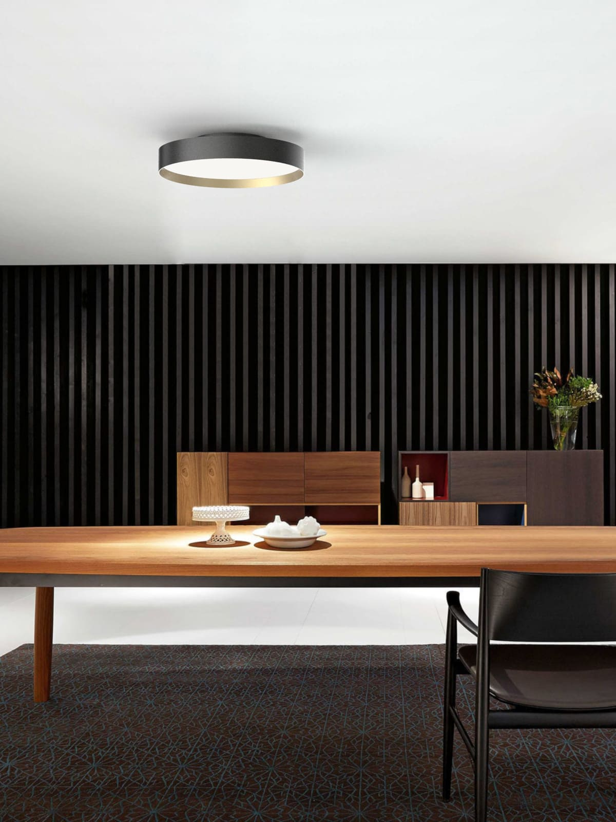 LUCIA Deckenlampe LOOM Design skandinavische Decken Leuchte