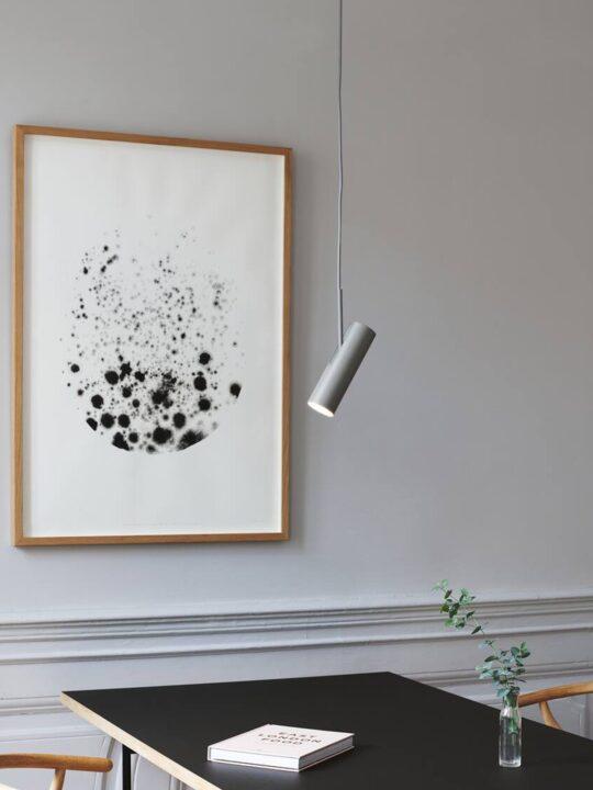 schlanke bewegliche Pendelleuchte Spot Design for the People by Nordlux