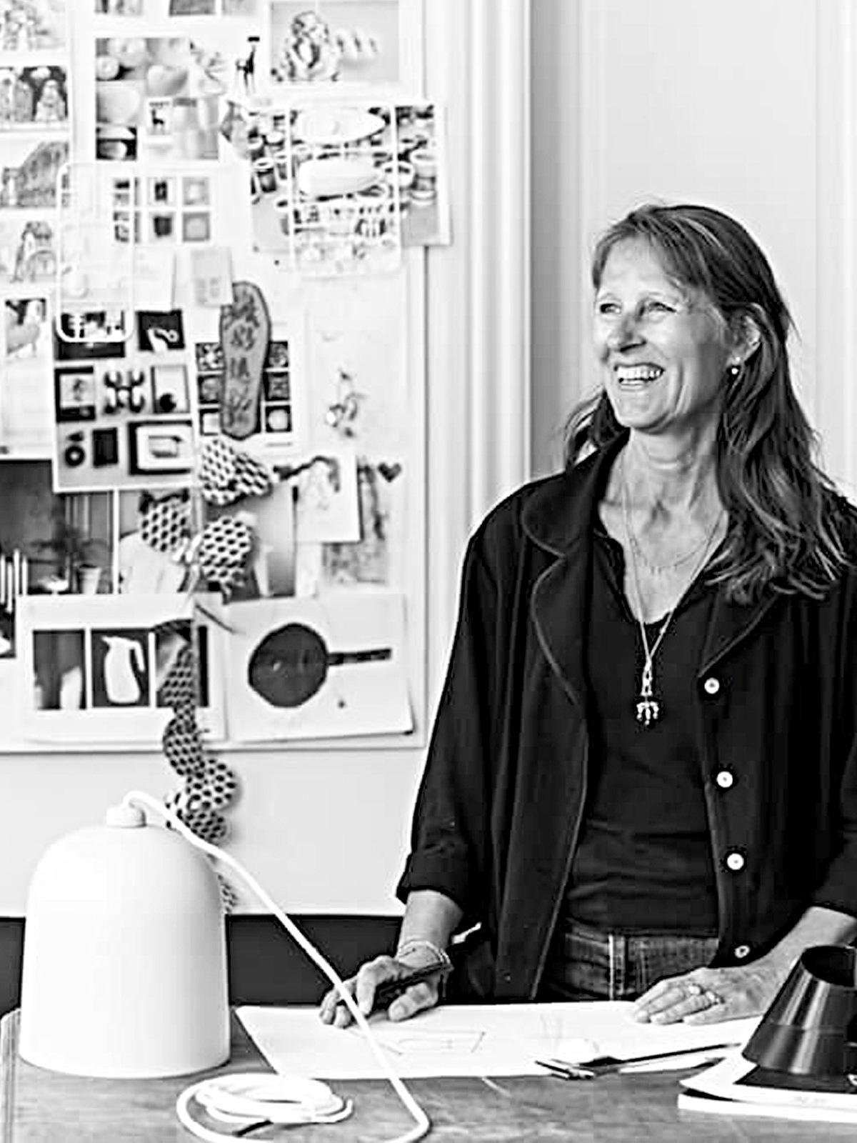 DesignOrt Lampen Blog Maria Bernstein Leuchten für Design for the People by Nordlux