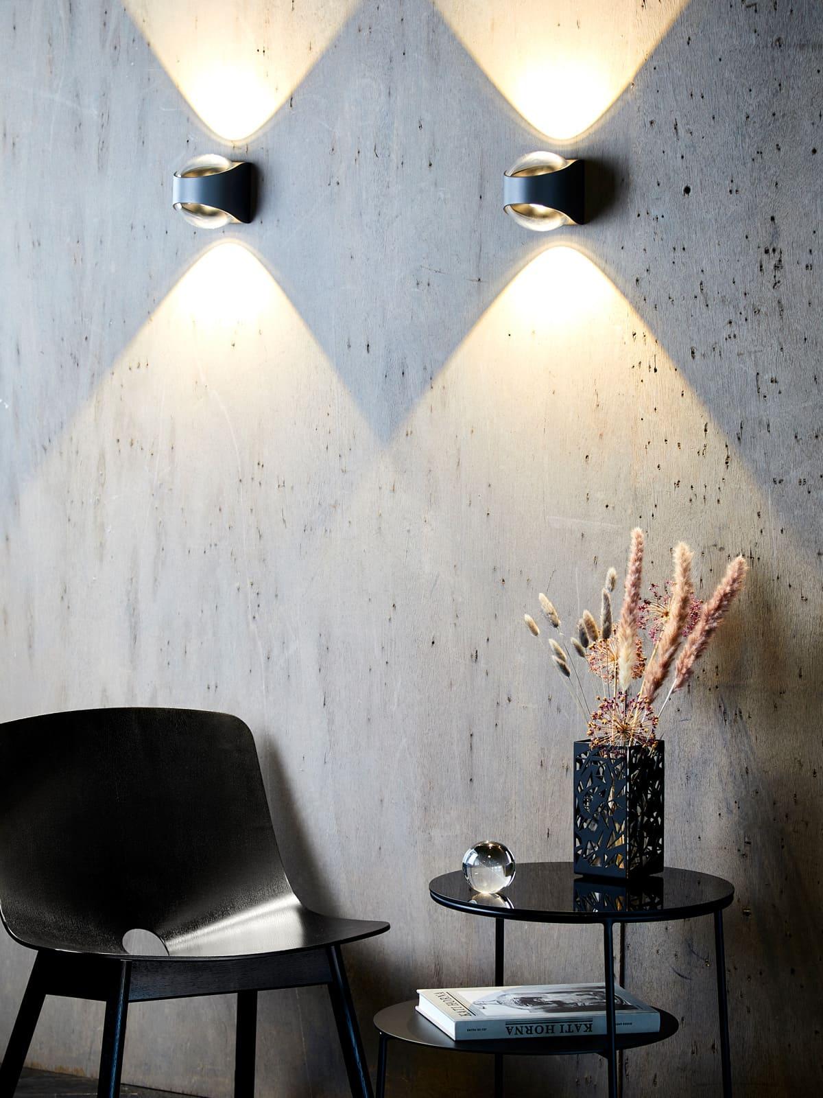 LOOM Design Lampe SAGA Wandleuchte DesignOrt Leuchten Berlin