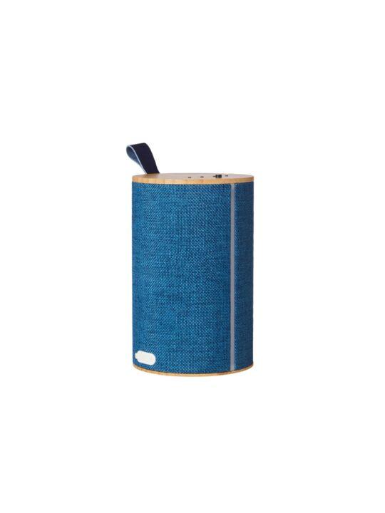 SILO 2 tragbare Bluetooth Lautsprecher mit LED Licht LOOM Design