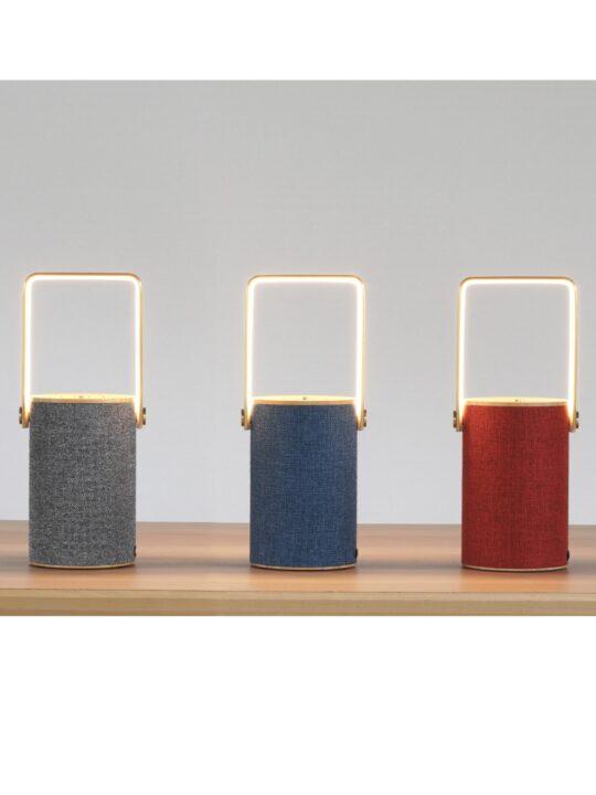 Akkuleuchte und Lautsprecher in einem Silo von LOOM Design online kaufen bei DesignOrt