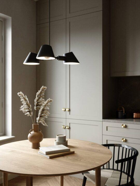 Nordlux Stay Pendel dreiflammige Hängelampe Design for the People online kaufen DesignOrt Lampen Berlin