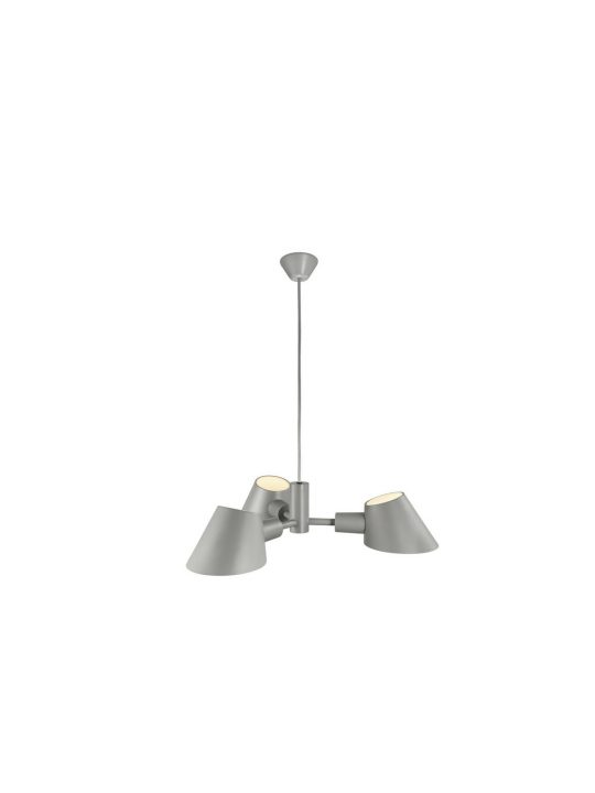 Design for the People Stay Pendel dreiflammige Lampe DesignOrt Leuchten Onlineshop