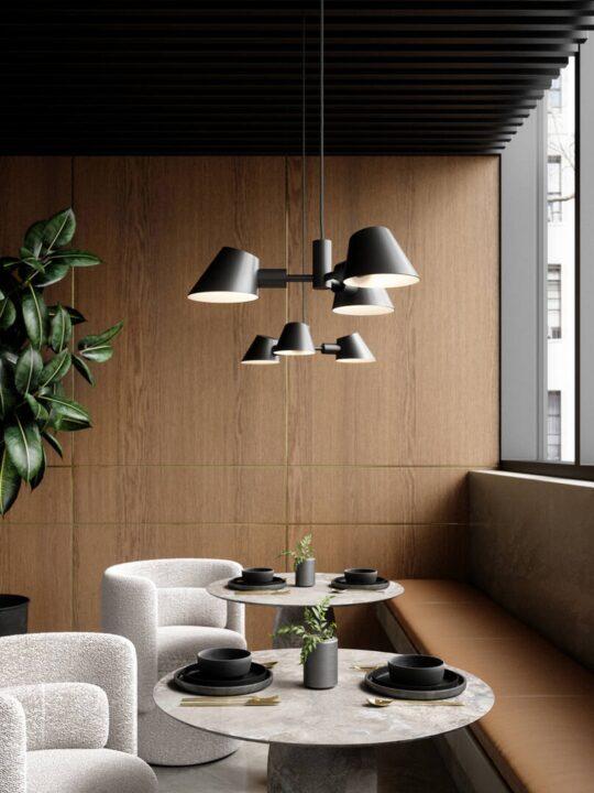Lampe für viel Licht Stay Pendel Nordlux online kaufen DesignOrt Berlin