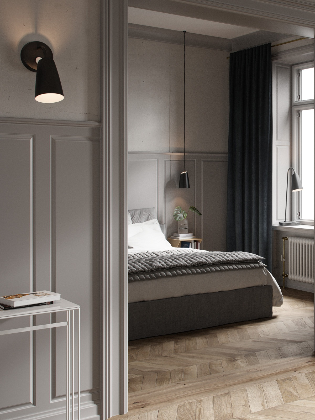 Design for the People Sway Wall Wandleuchte Nordlux Lampe