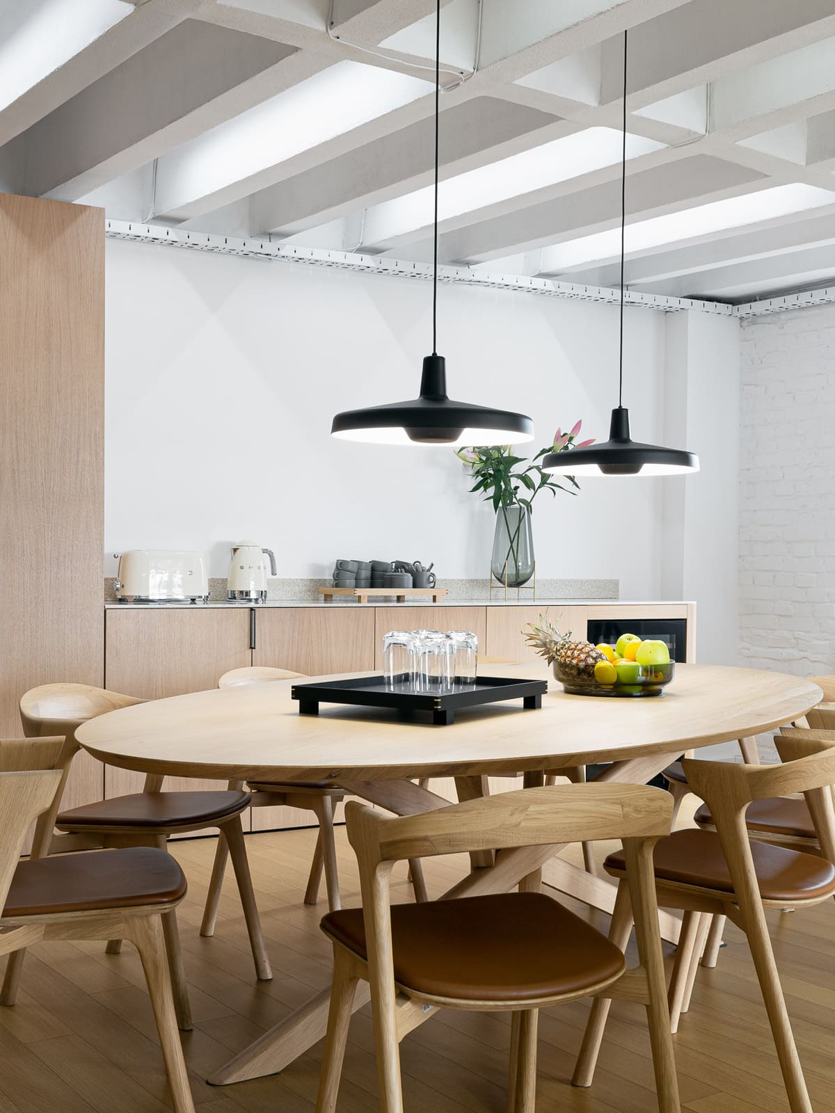 Arigato Pendelleuchte groß Lampen von Grupa Products DesignOrt