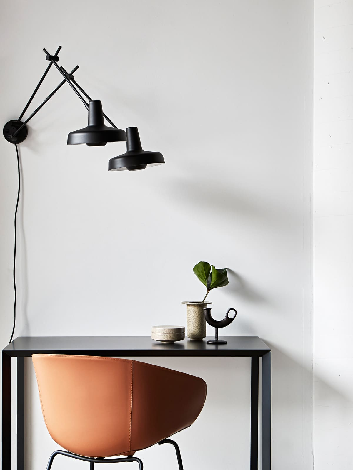 Grupa Lampe Arigato Wall Wandleuchte DesignOrt Leuchten Berlin