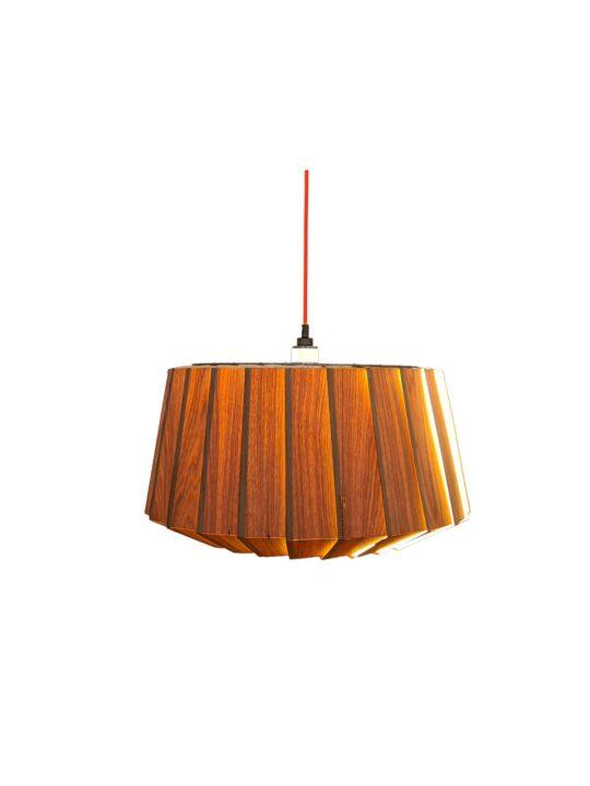 OYNEE light Holzlampe LAMmin Leuchte aus Eichenholz
