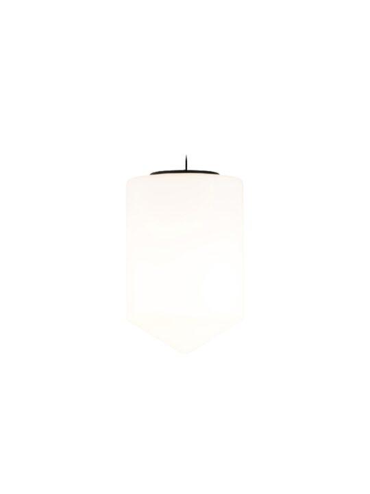 Formagenda Bullet Leuchte Milchglas Lampe Opalglas