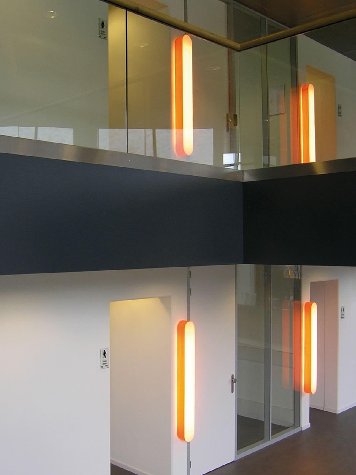 DesignOrt Lampen Blog - I-Club Lampenfamilie aus Furnierholz von LZF