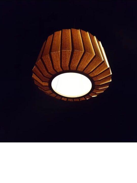 OYNEE lights LAMmin Lampe aus Holz Made in Germany