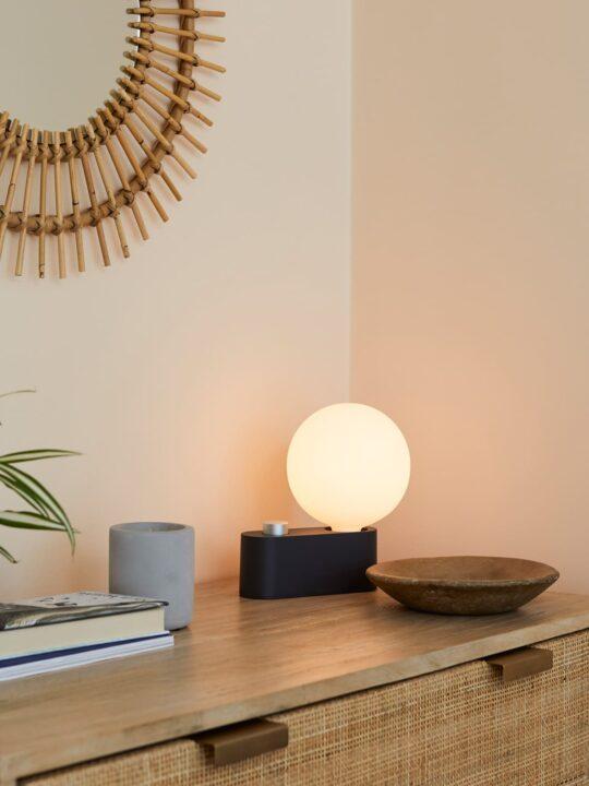 Tala Alumina Tischleuchte zum Dimmen DesignOrt Lampen Berlin