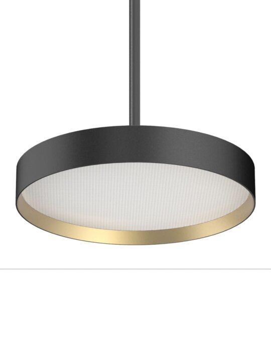 LOOM Design Lucia Lampenschirm mit feinem Diamant Muster für gleichmäßiges Licht