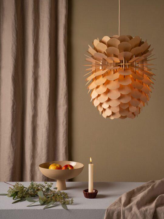 Schneid Lampe Zappy Small Holzleuchte Designerleuchte