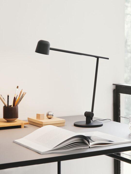 Frandsen Satellite Tischlampe Schreibtischleuchte DesignOrt Onlineshop Lampen