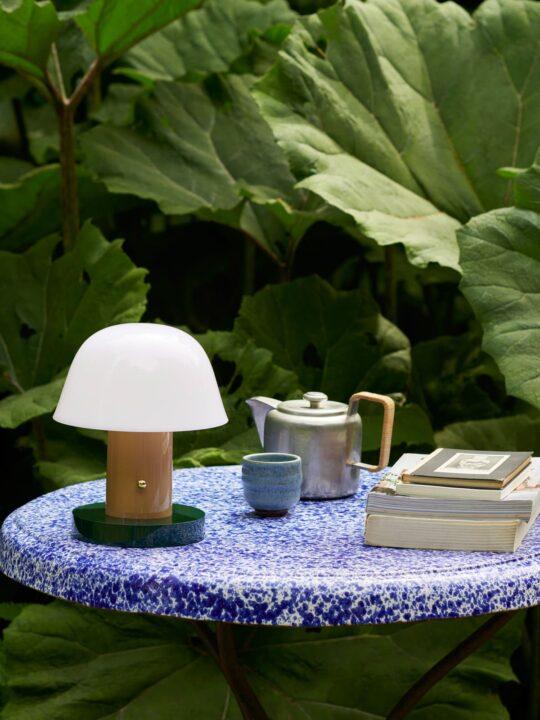 &tradition Sebago aufladbare Lampe online kaufen bei Designort
